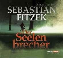 Sebastian Fitzek: Der Seelenbrecher, 4 CDs