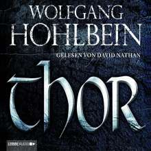 Wolfgang Hohlbein: Thor, 8 CDs