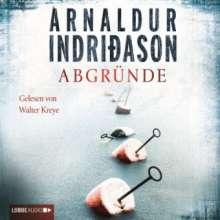 Arnaldur Indriðason: Abgründe, 4 CDs