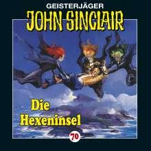 Jason Dark: John Sinclair - Folge 70, CD