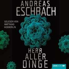 Andreas Eschbach: Herr aller Dinge, 8 CDs