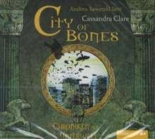 Cassandra Clare: City of Bones, 6 CDs