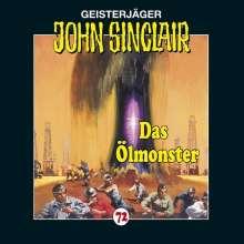 Jason Dark: John Sinclair - Folge 72, CD