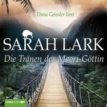 Sarah Lark: Die Tränen der Maori-Göttin, 6 CDs