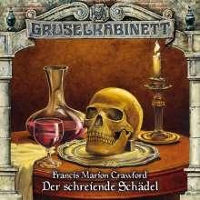 Francis Marion Crawford: Gruselkabinett - Folge 64, CD