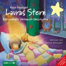 Klaus Baumgart: Lauras Stern - Märchenhafte Gutenacht-Geschichten, CD