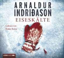 Arnaldur Indriðason: Eiseskälte, 4 CDs