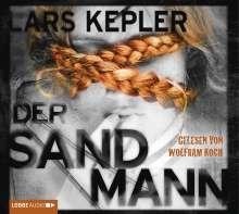 Lars Kepler: Der Sandmann, 6 CDs