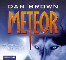 Dan Brown: Meteor, 6 CDs