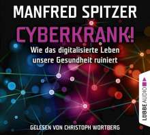 Manfred Spitzer: Cyberkrank!, 4 CDs
