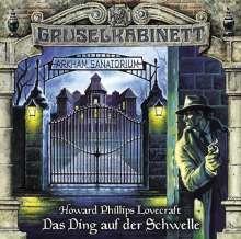 H. P. Lovecraft: Gruselkabinett - Folge 78, CD