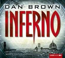 Dan Brown: Inferno, 6 CDs