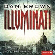 Dan Brown: Illuminati, 6 CDs