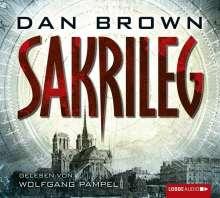 Dan Brown: Sakrileg, 6 CDs