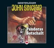 Jason Dark: John Sinclair - Folge 96, CD