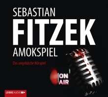 Sebastian Fitzek: Amokspiel, 6 CDs