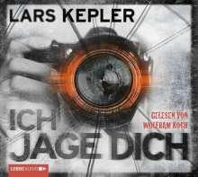 Lars Kepler: Ich jage dich, 6 CDs