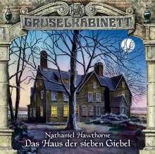 Nathaniel Hawthorne: Gruselkabinett - Folge 93, CD