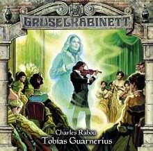 Ignaz Franz Castelli: Gruselkabinett - Folge 94, CD