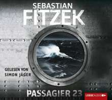 Sebastian Fitzek: Passagier 23, 4 CDs
