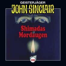 Jason Dark: John Sinclair - Folge 105, CD