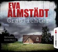 Eva Almstädt: Grablichter, 4 CDs