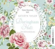 Kathryn Taylor: Daringham Hall - Die Entscheidung, 4 CDs