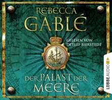 Rebecca Gablé: Der Palast der Meere, 12 CDs