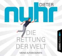 Dieter Nuhr: Die Rettung der Welt, 4 CDs