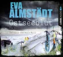 Eva Almstädt: Ostseeblut, 4 CDs