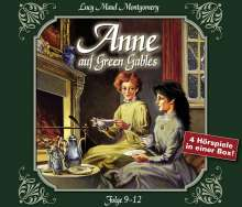 L. M. Montgomery: Anne of Green Gables - Box 3, 4 CDs