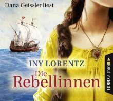 Iny Lorentz: Die Rebellinnen, 6 CDs