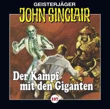 Jason Dark: John Sinclair - Folge 107, CD