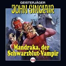 Jason Dark: John Sinclair - Folge 113, CD