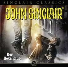 Jason Dark: John Sinclair Classics - Folge 29, CD