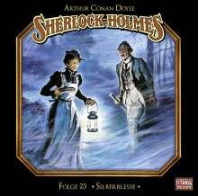 Arthur Conan Doyle: Sherlock Holmes - Folge 23, CD