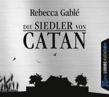 Rebecca Gablé: Die Siedler von Catan, 6 CDs