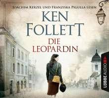 Ken Follett: Die Leopardin, 6 CDs