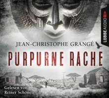 Jean-Christophe Grangé: Purpurne Rache, 12 CDs