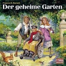 Frances H. Burnett: Der geheime Garten, CD