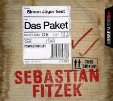 Sebastian Fitzek: Das Paket, 6 CDs