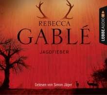 Rebecca Gablé: Jagdfieber, 6 CDs