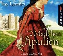 Iny Lorentz: Das Mädchen aus Apulien, 6 CDs