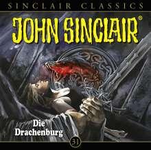 Jason Dark: John Sinclair Classics - Folge 31, CD