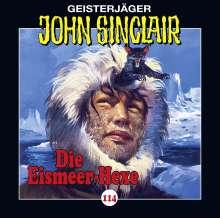 Jason Dark: John Sinclair - Folge 114, CD