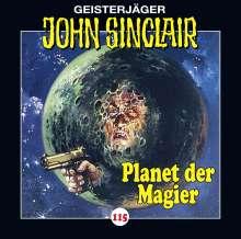 Jason Dark: John Sinclair - Folge 115, CD
