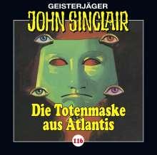 Jason Dark: John Sinclair - Folge 116, CD