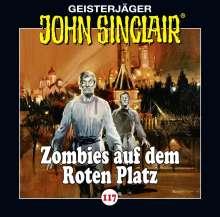 Jason Dark: John Sinclair - Folge 117, CD
