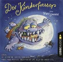 Klaus Strenge: Der Kinderfresser, 3 CDs