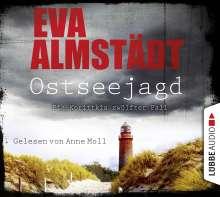 Eva Almstädt: Ostseejagd, 4 CDs